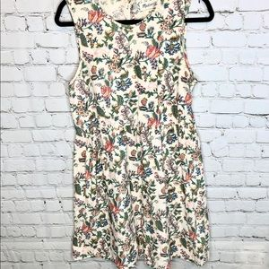Madewell Dresses - Madewell Garden Vines Dress